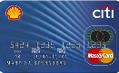 Shell Citibank Master Card