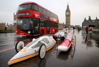 Shell Eco Marathon 2017